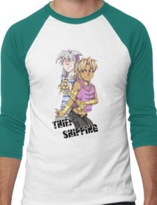 Thiefshipping Yu-Gi-Oh! Men's Baseball ¾ T-Shirt