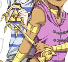 Thiefshipping Yu-Gi-Oh! Sticker