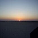 Egyptian Sunset by bassey