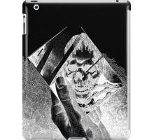 Replica (Black) iPad Case/Skin