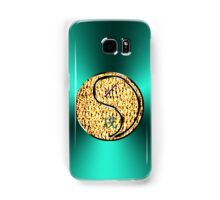 Sagittarius & Dog Yang Fire Samsung Galaxy Case/Skin