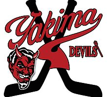 Yakima Devils Hockey by Ian Cain