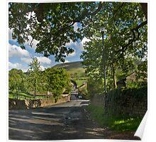 Downham, Lancashire Poster