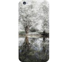 Infrared Hammond River iPhone Case/Skin