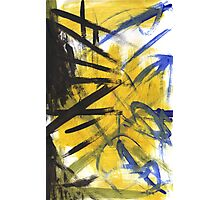 Abstract Memory Photographic Print