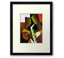 CHASIN' THE BIRD, BARNEY KESSEL AND CHARLIE PARKER Framed Print