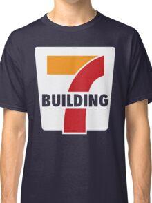 Building 7 Subversive '7 Eleven' Logo - Smoking Gun of 9/11 Classic T-Shirt