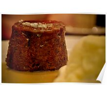 Sticky Date Pudding  Poster