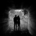 Tunnel of Love by rosaliemcm