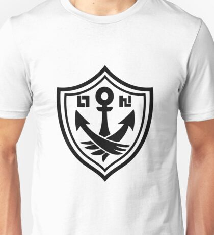 Splatoon Anchor T-Shirt Unisex T-Shirt