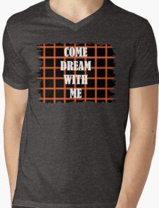 Come Dream With Me Mens V-Neck T-Shirt