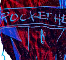 'Pocket Heart' Sticker