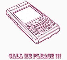 Call me please by Rafa  Fernandez Torres