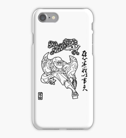 Tengu - Polish Your Heart iPhone Case/Skin