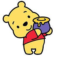Pooh Loves Honey by Cirtolthioel
