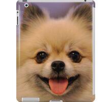 Loud Pomeranian iPad Case/Skin