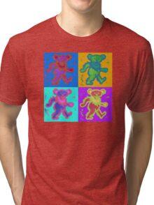 Aiko Bears Tri-blend T-Shirt