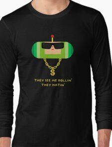 Gangsta Prince Long Sleeve T-Shirt
