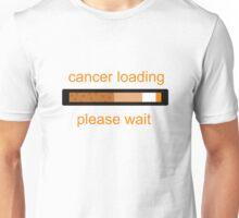 Cancer Loading  Unisex T-Shirt