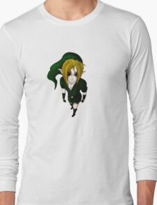 Creepy Link Long Sleeve T-Shirt