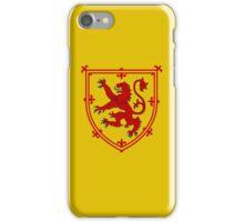 Royal Standard of Scotland iPhone Case/Skin