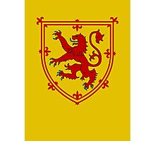 Royal Standard of Scotland Photographic Print