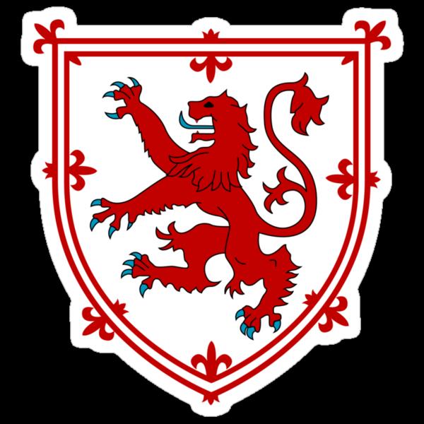 Royal Standard of Scotland by Rossman72