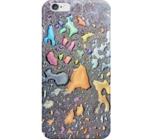 The Deadly Colors in the Street iPhone Case/Skin