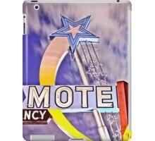 Star Motel iPad Case/Skin