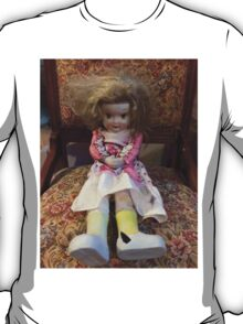 Porcelain Doll ~ Crazy Girl T-Shirt
