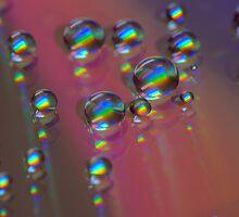 Rainbow Pearls by Mark Lee