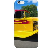 Hot Rod On Show iPhone Case/Skin