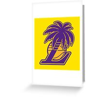 LAL Tropical Greeting Card
