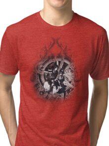 Kuroshitsuji (Black Butler) - Ciel Phantomhive & Sebastian Michaelis 5 Tri-blend T-Shirt