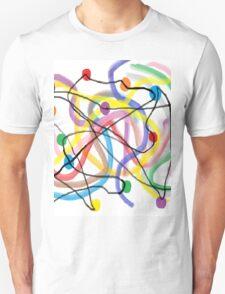 Twinkle Lights Fiasco Unisex T-Shirt