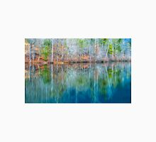 Reflections on  Pinnacle Lake Unisex T-Shirt