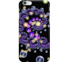 The Incredible Bubbly-Way-Donut-Hole Galaxy iPhone Case/Skin
