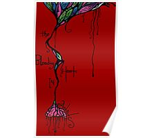 The Bleeding Heart in Artists Poster