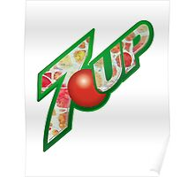 7UP-DIFFERENTIATION Poster