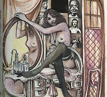 INNER SANCTUM by John Dicandia  ( JinnDoW )