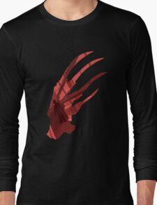 Freddy Krueger - Nightmare on Elm Street Long Sleeve T-Shirt