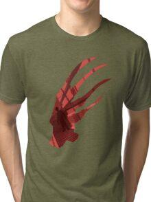 Freddy Krueger - Nightmare on Elm Street Tri-blend T-Shirt