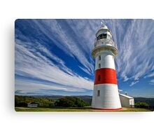 Low Head Lighthouse Canvas Print
