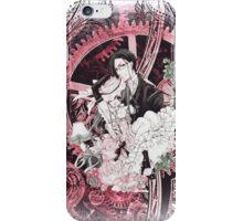 Kuroshitsuji (Black Butler) - Ciel Phantomhive & Sebastian Michaelis 7 iPhone Case/Skin