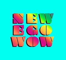 New Ego Wow by alannarwhitney