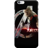 The Mighty Thor The Avengers  iPhone Case/Skin