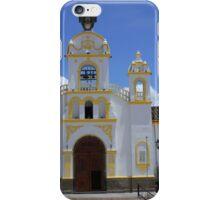 Quiroga Catholic Church iPhone Case/Skin