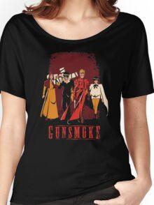 Gunsmoke Women's Relaxed Fit T-Shirt