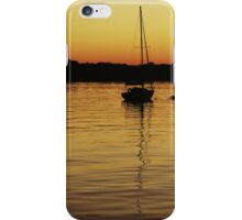 Secure For The Night iPhone Case/Skin