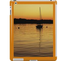Secure For The Night iPad Case/Skin